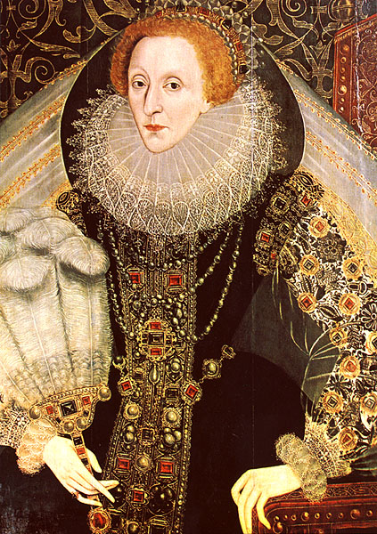 Elizabeth virgin queen of england