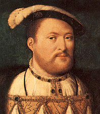 Young King Henry Viii