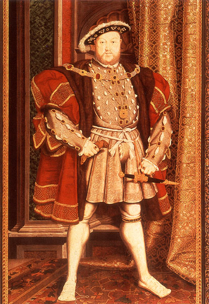 EnglishVG1 - The controversial life of King Henry VIII ended yesterday