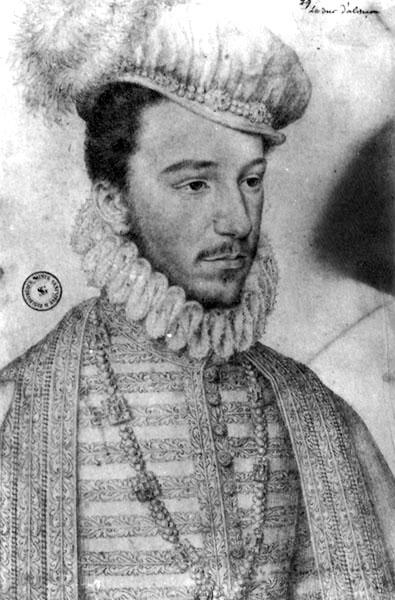 Francis, Duc d'Alençon and Anjou