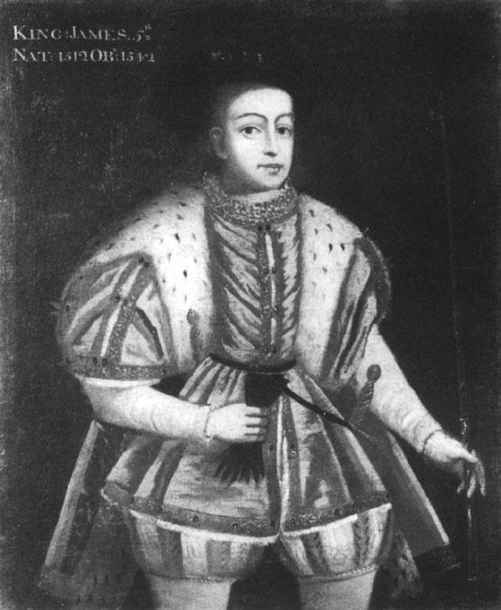 James V of Scotland James V