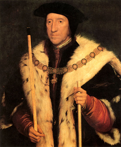 Norfolk Thomas Howard 2nd Duke of