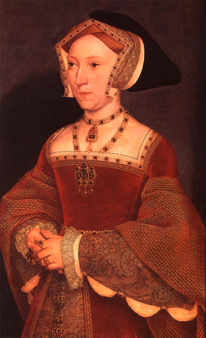 Click here for video clip-Jane Humiliated'- from the 1970s 'Six Wives of Henry VIII' series.